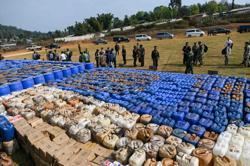 Myanmar military seizes narcotics worth US$981.3 million in 2020