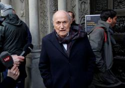 FIFA ex-president Blatter was in coma after heart surgery, daughter says