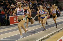 British Athletics cancels indoor championships due to COVID-19