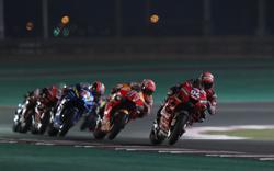 Two races in Qatar to open MotoGP season, Americas postponed