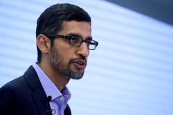 Alphabet's Pichai to hold video call with EU antitrust chief Jan. 25