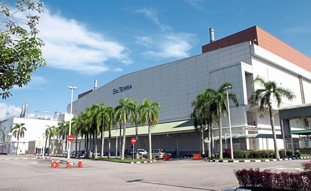 Ongoing sale: The SilTerra Malaysia plant in Kulim Hi-Tech Park in Kedah. The asset's majority ownership ought to be kept local, the thinking goes, so as to ensure some level of national development is ensured.