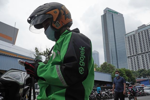 Fitch Ratings cites the recent acquisition of Indonesia's Bank Kesejahteraan Ekonomi (BKE) by Singapore tech startup Sea Ltd as well as Indonesian ride-hailing and food delivery company Gojek increasing its stake in Indonesian Bank Jago last month, as strategies of tech firms which want a slice of the Asean financial services market.