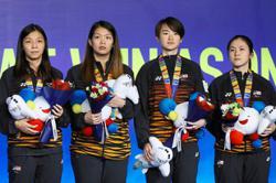 Meng Yean-Mei Kuan finally make way back into last four