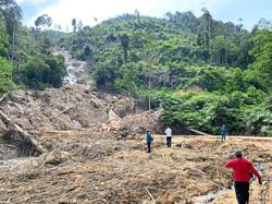 'Waterfall not affected by quarrying activities'