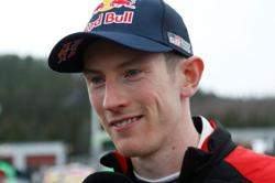 Evans takes Monte Carlo lead with Ogier close behind