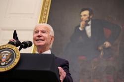 Biden, citing 'economic imperative,' orders faster relief checks, more food aid