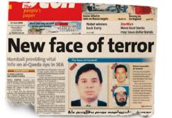 Terror trio in the dock 18 years later