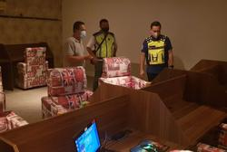 Cops raid 24-hour gambling den in Pandan Jaya