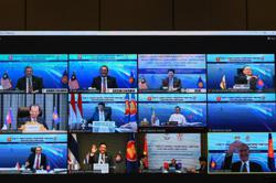 Asean ministers adopt digital masterplan to boost trade, aid Covid-19 recovery