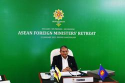 Brunei: Asean meetings to be all virtual in 2021; no local Covid-19 case for 261 days