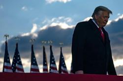 Trump impeachment trial to begin week of Feb 8, says Schumer