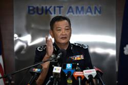 'Green light' for gambling syndicates to operate? Such a malicious lie, says IGP