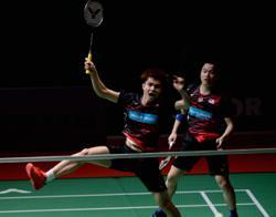 Aaron-Wooi Yik beat Indian pair to enter Thai Open finals