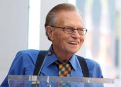 Iconic TV host Larry King dead at 87
