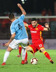 Panthers midfielder ready to turn out for Harimau Malaya