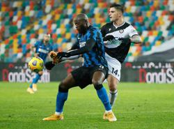 Conte sees red as Inter Milan are held to Udinese stalemate