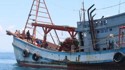 Malaysia detains 16 Vietnamese fishermen, two boats for trespassing