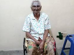 Elderly woman needs help to stay in rented home