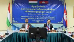 Cambodia boost trade and tourism ties with Hungary