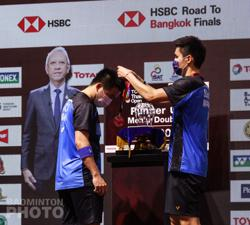 No title as Aaron-Wooi Yik crash out in Thai Open final