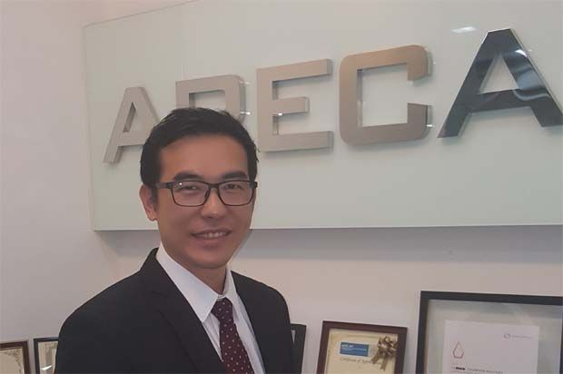 Long-term portfolio managers look beyond the short-term and position on a recovery theme, based on fundamental factors, said Areca Capital CEO Danny Wong.(pic below)