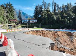 Bung Moktar: Fixing damage at Kinabalu Park may cost up to RM40mil