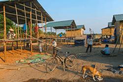 Displaced Christians rebuild lives on the fringes