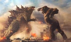 'Godzilla Vs. Kong' trailer: Ultimate showdown of legendary movie monsters