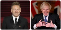 Kenneth Branagh to play Boris Johnson in pandemic TV drama