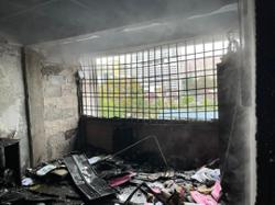 NCID office in Penang razed by fire
