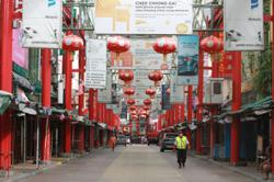 Breaking a decades-long tradition and not going home to Kuala Lumpur this Chinese New Year