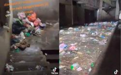 Local food delivery riders video of filthy flat goes viral, netizens shocked