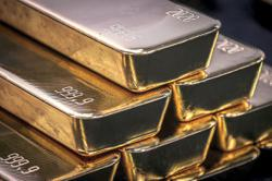 Gold eases on doubts over US stimulus passage