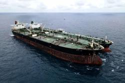 Indonesia seizes Iran, Panama-flagged tankers over alleged illegal oil transfer; Iran wants info (update)