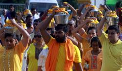 Hindu civil servants in Melaka get holiday for Thaipusam