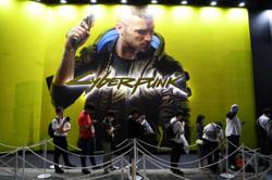 Cyberpunk patch boosts CD Projekt as PlayStation return nears