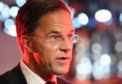 Dutch PM condemns lockdown riots as 'criminal volence'