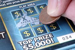 Woman wins lottery using numbers from husband's 20-year-old dream