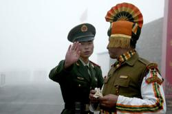 India and China clash again on Himalayan border (update)