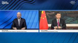 China's Xi uses Davos speech to warn against new Cold War