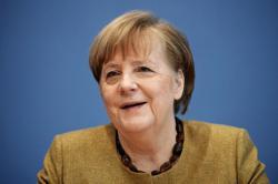 Merkel, Biden agree in phone call to strengthen transatlantic cooperation