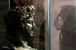 Pompeii's museum comes back to life to display amazing archeological finds