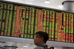 Foreign funds back in selling mode last week