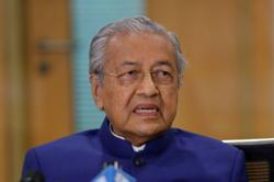 A woman can rise to become PM, says Dr Mahathir