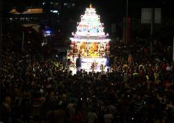 Thaipusam: Devotees not allowed to accompany chariot throughout its journey to Batu Caves and back, says ministry
