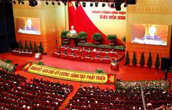 Vietnam's Communists tout pandemic, economic successes at Party congress