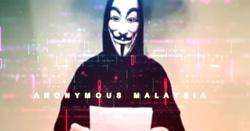 Security expert says Anonymous Malaysia's threat must be taken seriously, doesn't expect all out attack