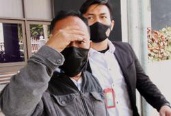 Marine cop pleaded not guilty to 43 counts of corruption in Ipoh