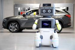 Could this robot be your future car dealer?